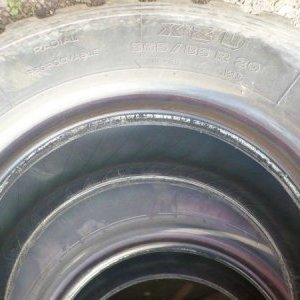 foto tires Michelin R20 365 85 XZL